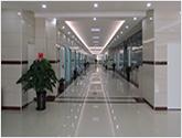 长春癫痫病研究院宽敞明亮的走廊