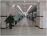 黑龙江中亚癫痫病医院宽敞明亮的走廊