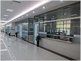 西安癫痫病医院宽敞的挂号窗口