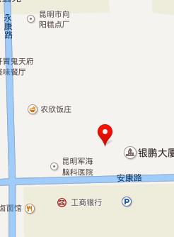 西安脑瘫医院来院路线地图