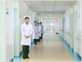 昆明癫痫病医院宽敞明亮的走廊