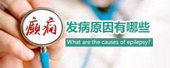 癫痫发病原因有哪些